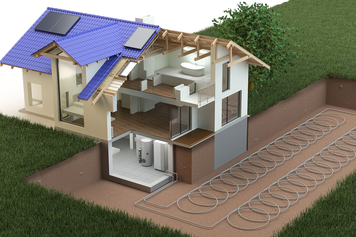 geothermal systems in belleville il